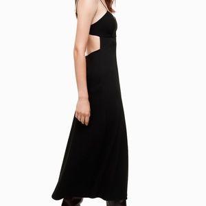 Aritzia Dress Classy but sexy low back. sz:10)298